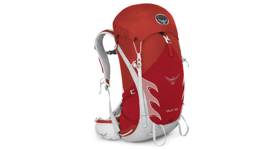 Osprey Talon 33 Backpack Men S/M Rush Red